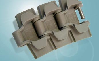 工程塑料平顶链